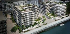 WAVE waterside living berlin
