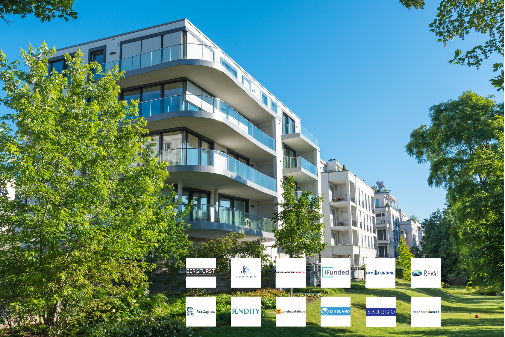 Immobilien crowdinvesting Anbieter