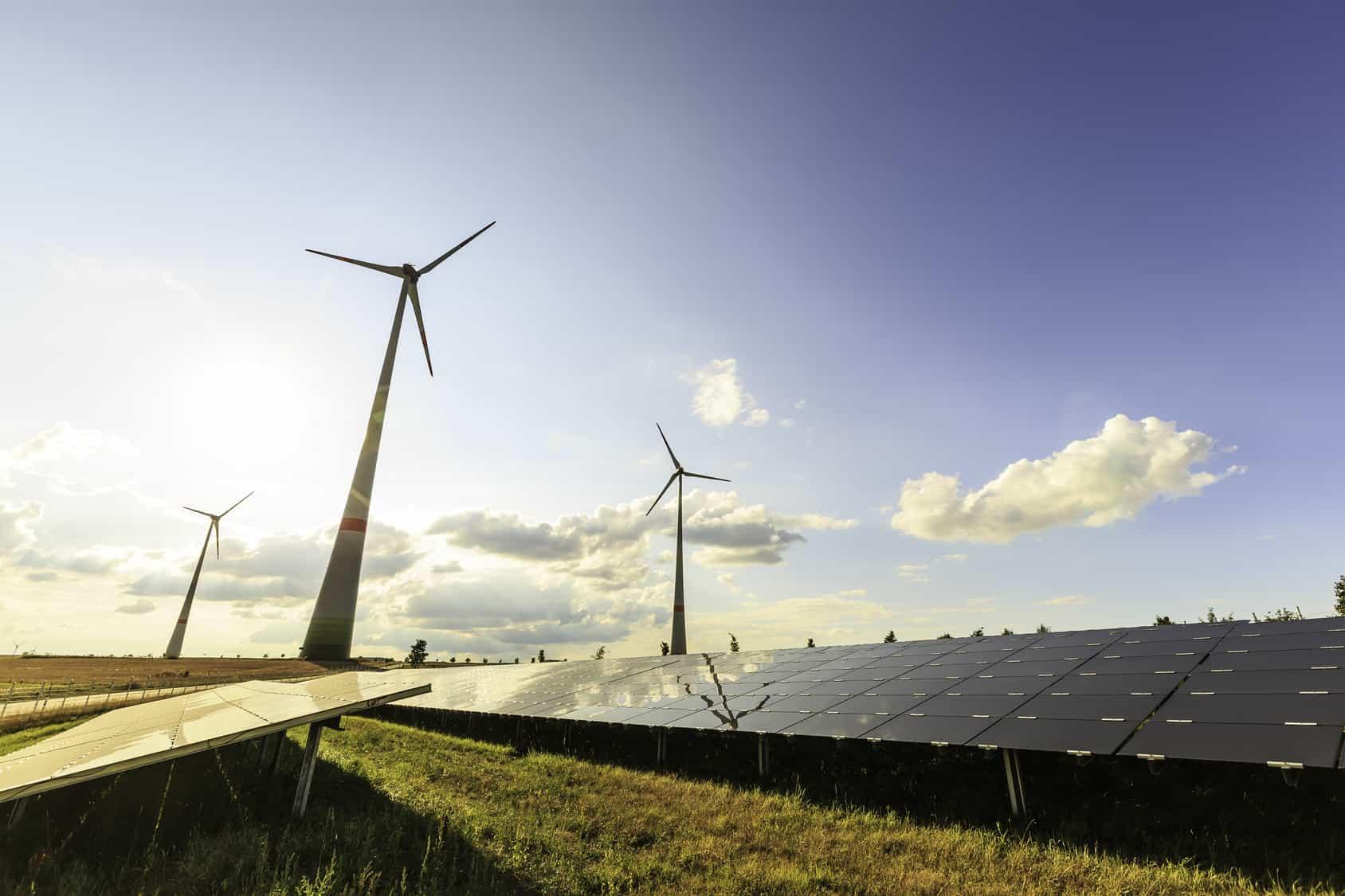 Erneuerbare Energien crowdinvesting